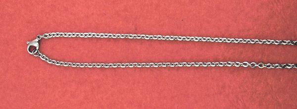 Oval Link Chain 3MM
