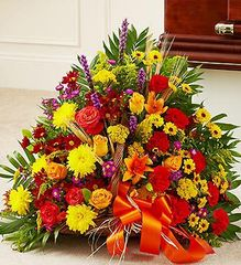 Mixed Fireside Basket in Fall Colors,large- sym34