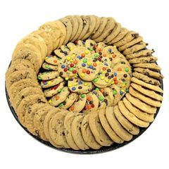 Daily Chef Cookie Tray (84 cookies) - fru05