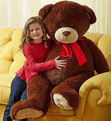 Handsome Henry Giant Bear - plu25