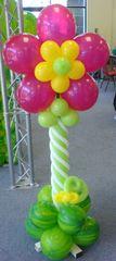Standing Flower - bal01