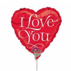 "4.5"" Balloon valentine's - val88"