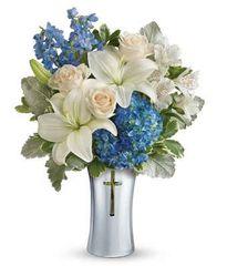 Blue Spirit Bouquet - sym102