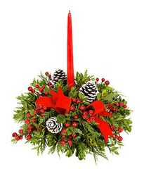 Merry Christmas Centerpiece - chr11