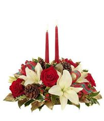 Home for the Holidays Centerpiece - chr13