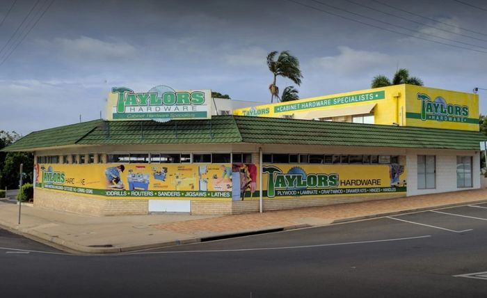 Taylor's Hardware Bundaberg 65 targo st, Bundaberg plywood timber makita