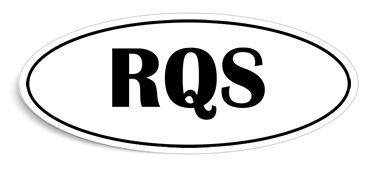 RQS Sticker