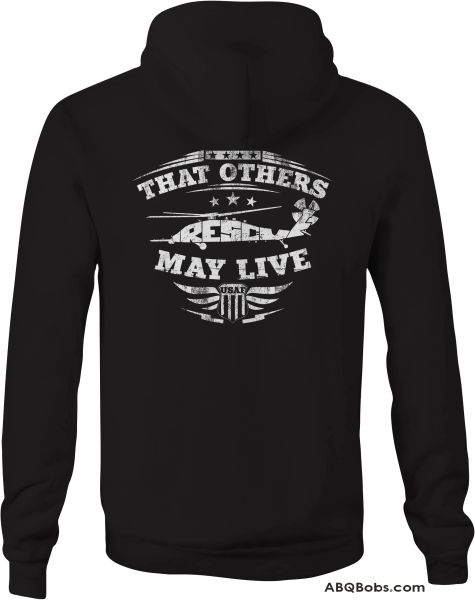 Black Hoodie - That Others May Live HH-60