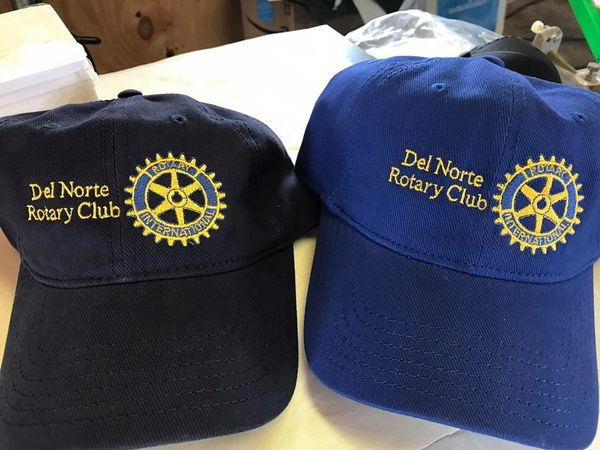 Rotary Club Hat