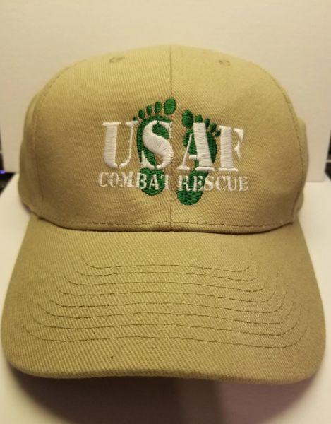 USAF Combat Rescue w/ Green Feet Hat