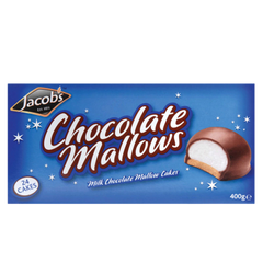 Jacobs Mallows - 400g