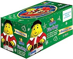 Tayto Assorted crisps box of 20