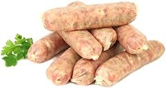 English style Bangers - packet of 4