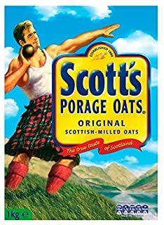 Scotts Porage Oats - 1 kg