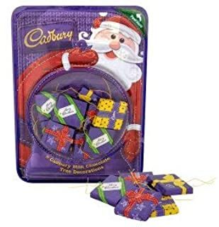 Cadbury Tree Decorations (choc parcels)