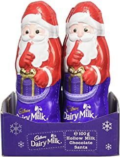 Cadbury Chocolate Santas (each)