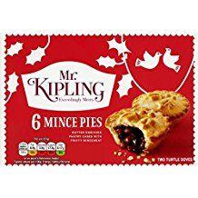 Mr Kipling (6) Mince Pies