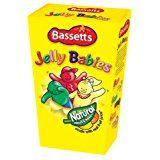 Jelly Babies 600g Carton