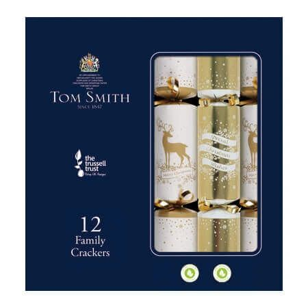 Tom Smith Gold family Crackers