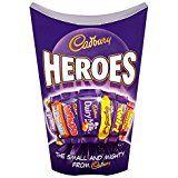 Heroes Carton Large