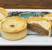 Scottish Meat Pies - box of 4