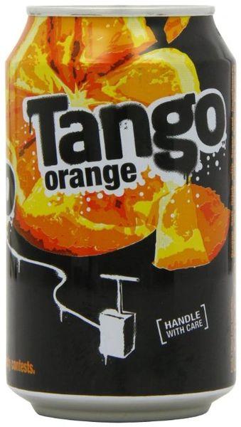 Tango Orange Soda Can - 330ml - temp out of stock