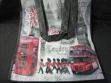 London Scenes Shopping Bag