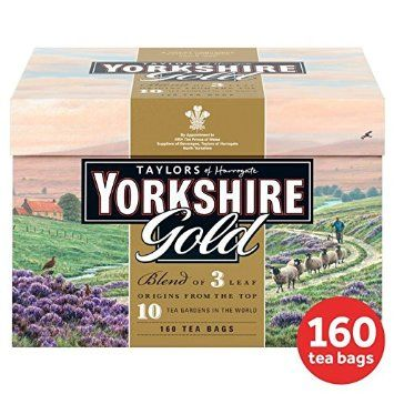 Yorkshire Gold 160 count Bags