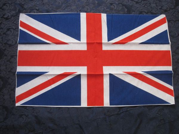 Union Jack Tea Towel