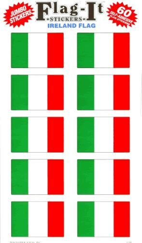 Ireland Mini Stickers (60)