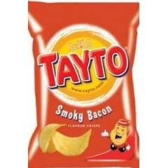 Tayto Smoky Bacon Crisps