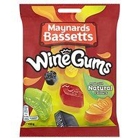 Maynards or Stockleys Wine Gums