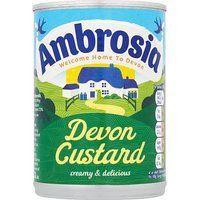 Ambrosia Custard