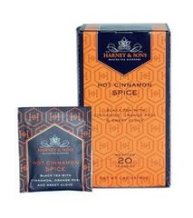 Harney Hot Cinnamon Spice - 20 bags