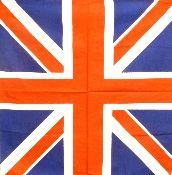 Union Jack Paper Napkins (20)