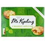 Mr Kipling 6 Apple Pies