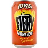 Idris Ginger Beer Can