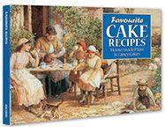 FAVOURITE CAKE RECIPES