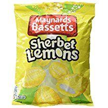 Sherbert Lemons