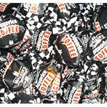 Walkers Liquorice Toffees - handi bag