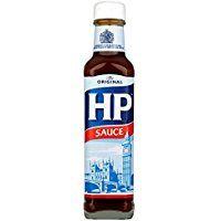 HP Sauce Bottles