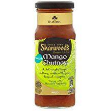 Sharwoods Mango Chutney - 228g - out of stock