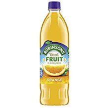 Robinsons Orange Squash - 1l