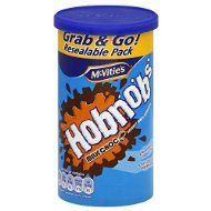 McVities Hob Nobs - milk chocolate