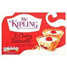 Mr Kipling Bakewell Tarts