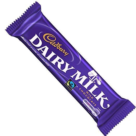 Dairy Milk Chocolate Bars
