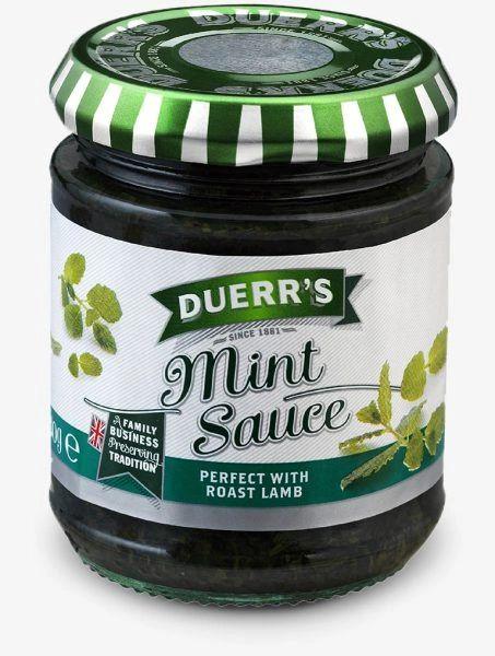 Duerrs Mint Sauce