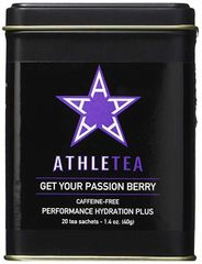Harney Athletea - Get Your Passion Berry - 20 bags