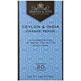 Harney Ceylon and India Orange Pekoe 20 bags