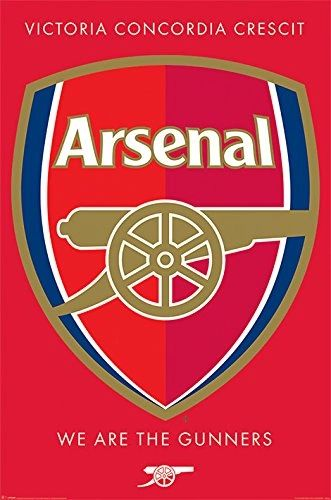 Arsenal Supporters Wall Poster